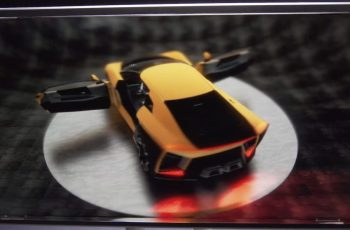 Looking Glass holographic displays add photorealistic Unreal Engine 3D