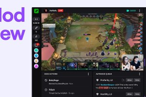 Twitch launches Mod View to make community moderating easier