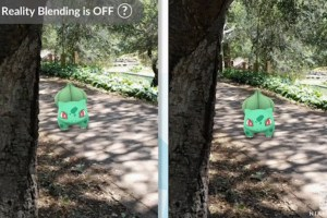 Niantic's latest AR features add realism to Pokémon Go