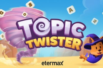 Etermax accelerates mobile game launches during the pandemic with debut of Topic Twister