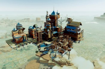 Airborne Kingdom makes city-building magical and imaginative