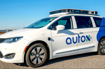 California DMV allows AutoX to test autonomous cars without drivers behind the wheel