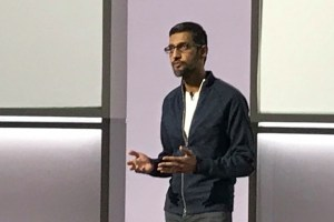 Google announces $10 billion 'digitization fund' for India