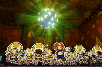Paper Mario: The Origami King doesn't have experience points