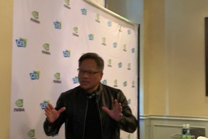 How Nvidia CEO motivates himself with funny paranoia
