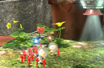 Pikmin 3's October 30 release date on Switch is scary