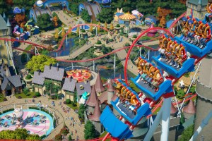 Planet Coaster: Console Edition hands-on — Controller compatible coasters