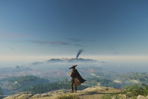 PlayStation just made a big TV commercial push for Ghost of Tsushima