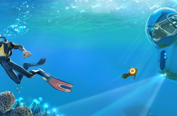 Subnautica and its sequel are launching on Nintendo Switch next year