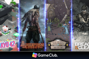 GameClub ports 3 new PC games to its mobile subscription service