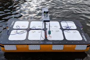 MIT CSAIL's Roboat II is an autonomous platform large enough to carry human passengers