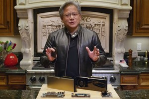 Nvidia CEO Jensen Huang interview — Antitrust, openness, and the PC-console war