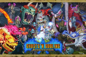 Ghosts 'n Goblins Resurrection coming to Switch in February