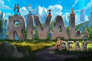 Rival Peak aims to be a massive game-like reality show with AI characters