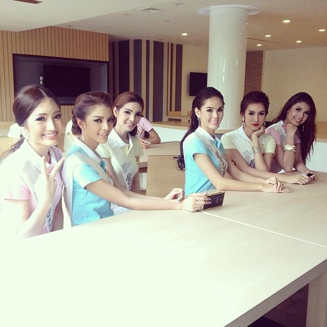 泰國Miss Tiffany's選美比賽2014,漂亮嗎?佳麗們全都是變性人!