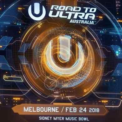 Road to ULTRA Australia 2018