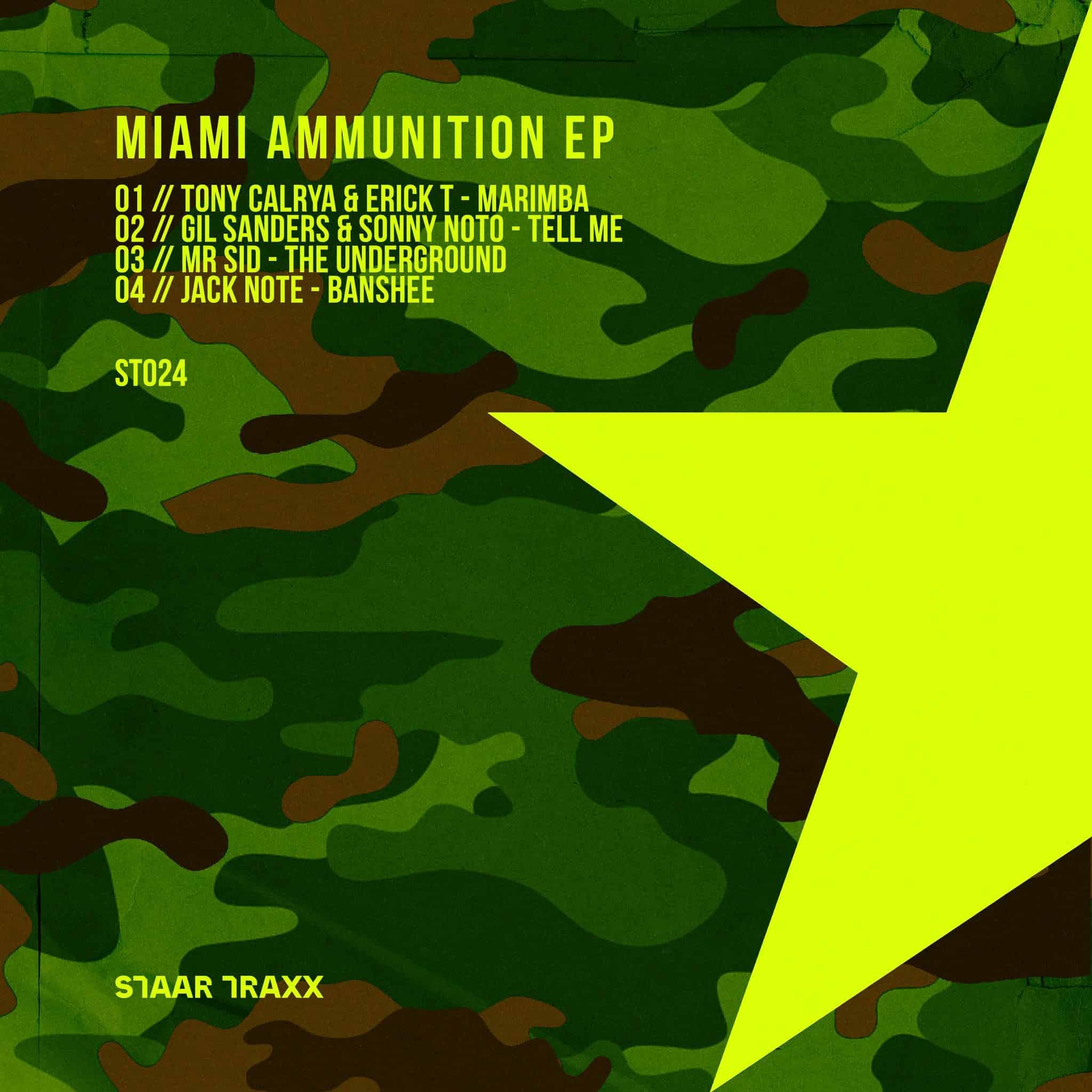 Miami Ammunition EP