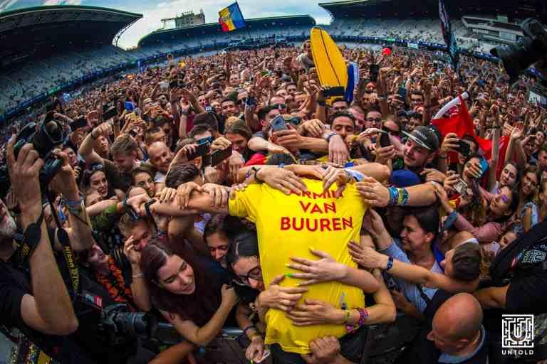 Armin van Buuren 7-hour Untold Festival