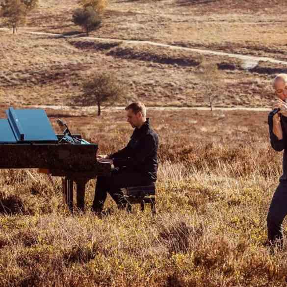 Armin van Buuren drops Wild Wild Son feat Sam Martin