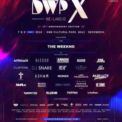 Djakarta Warehouse Project X