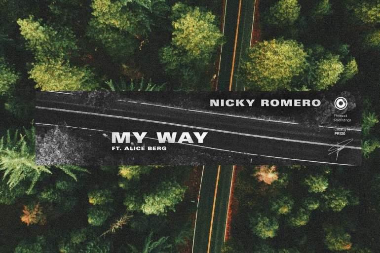 My Way (ft Alice Berg)