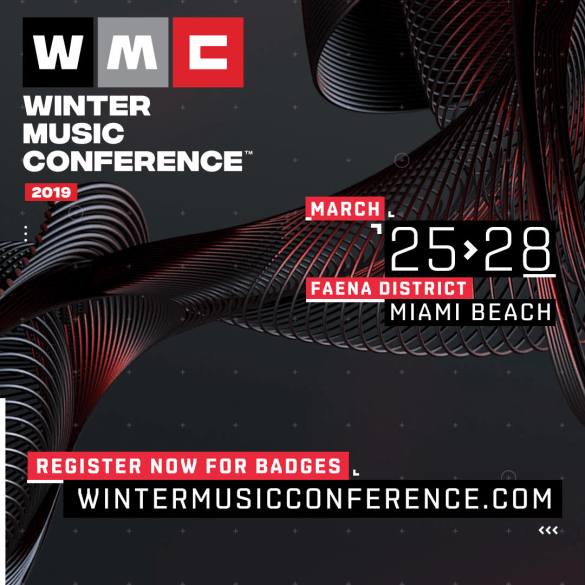 Winter Music Conference at Faena District