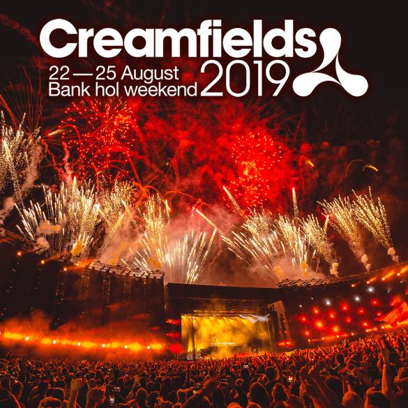 Creamfields 2019: deadmau5