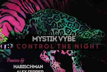 Control the night EP
