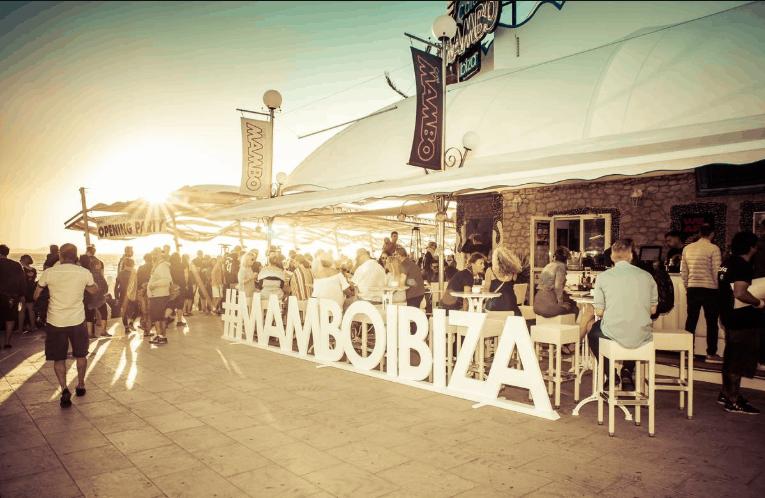 Cafe Mambo 2019: Opening of 25th Ibiza season on Friday 10th May