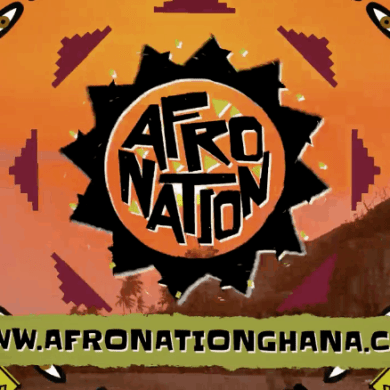New festival, Afro Nation Ghana 2019 announced for debut edition in 27-30th Dec