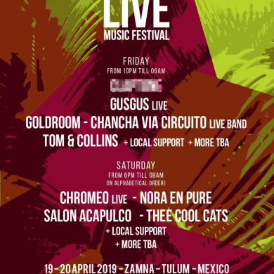 Live Music Festival 2019