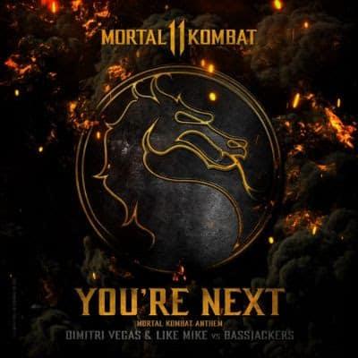 Dimitri Vegas & Like Mike Mortal Combat