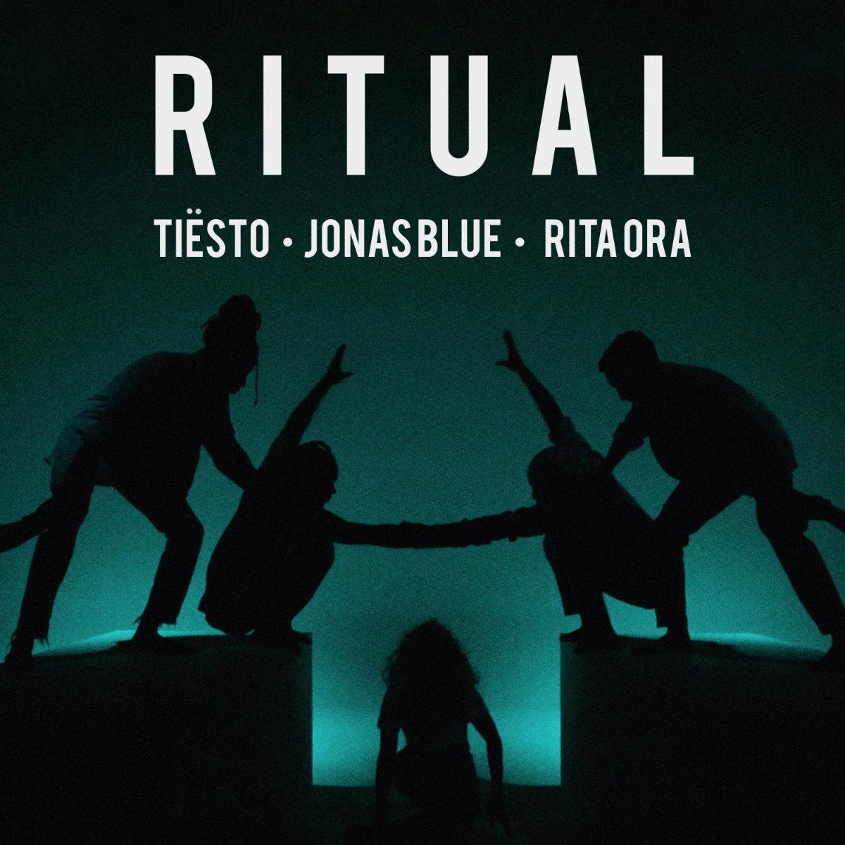 Tiësto, Jonas Blue and Rita Ora Release 'Ritual'