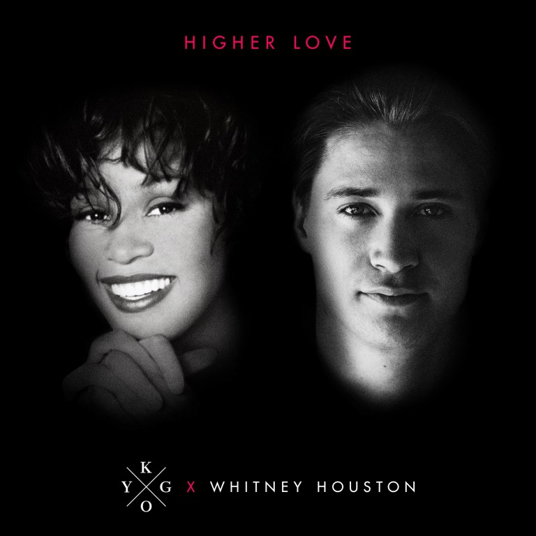 Whitney Houston and Kygo's Steve Winwood 'Higher Love' Cover is out