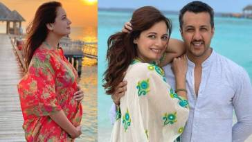Dia mirza clarifies she did not marry Vaibhav Rekhi for pregnancy