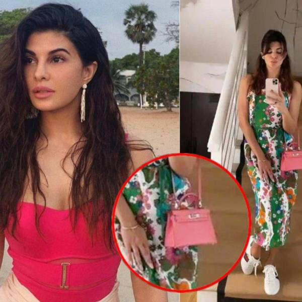 Jacqueline Fernandez herems bag price is damn expensive know here