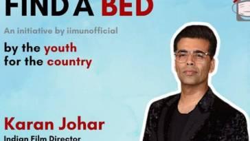 Find A Bed Karan Johar ambadssodar