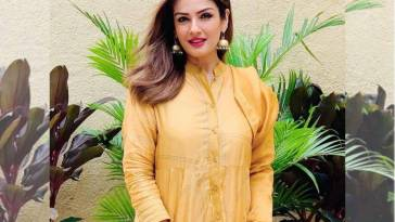 Raveena Tandon Granddaughter