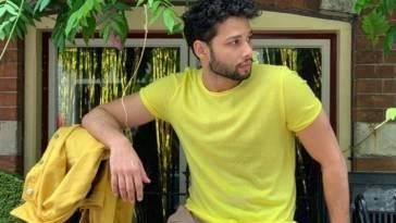 Siddhant Chaturvedi Love story Movie
