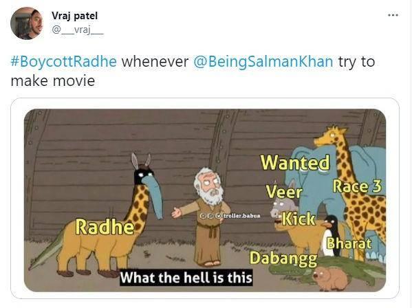 radhe memes salman khan