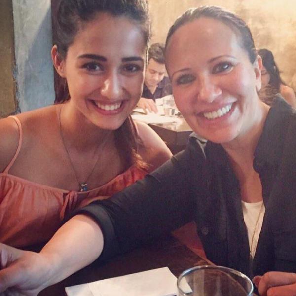 Ayesha Shroff wishes disha patani on her birthday