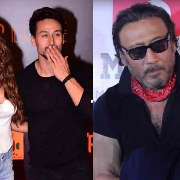 Jackie Shroff on Tiger Shroff-Disha Patani's rumoured relationship