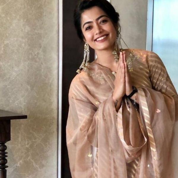 Rashmika Mandanna Fan travel