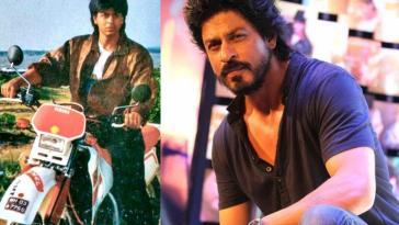Shah Rukh Khan completes 29 Years In Cinema with film deewana
