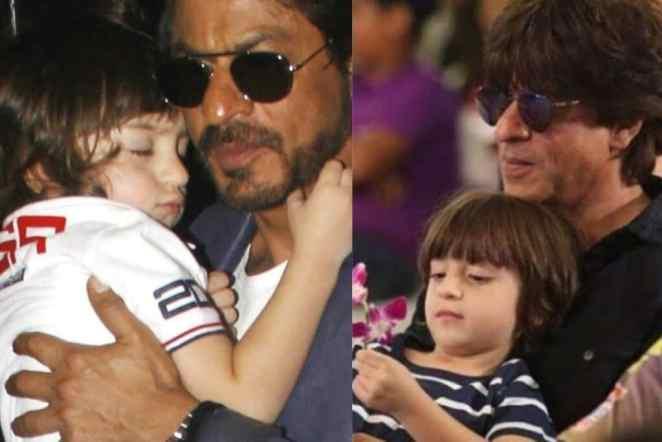 When Shah Rukh Khan Spoke About AbRam Khan