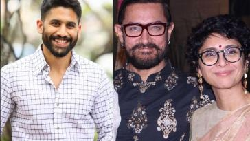 Laal Singh Chaddha: Chaitanya Akkineni Shares A Happy Picture With Aamir Khan And Kiran Rao From The Sets
