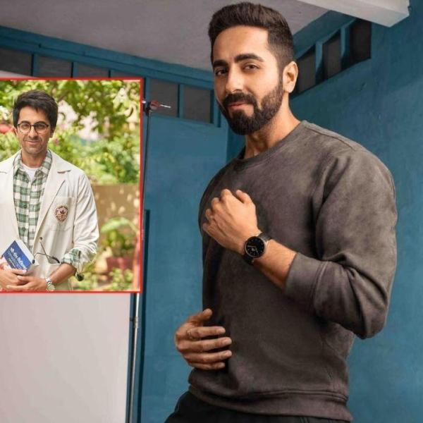 Ayushmann Khurrana reveals his first look from Doctor G