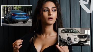 Erica Fernandes & Her Swanky Car Collection Will Make Your Jaws Drop