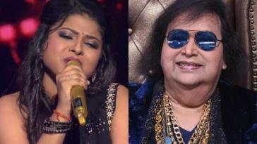 Arunita Kanjilal earns a recording contract from veteran singer Bappi Lahiri On indian idol 12