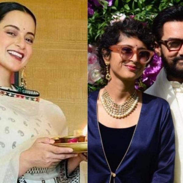 Kangana Ranaut Reacts to Aamir Khan-Kiran Rao Divorce raised questions about interfaith marriages
